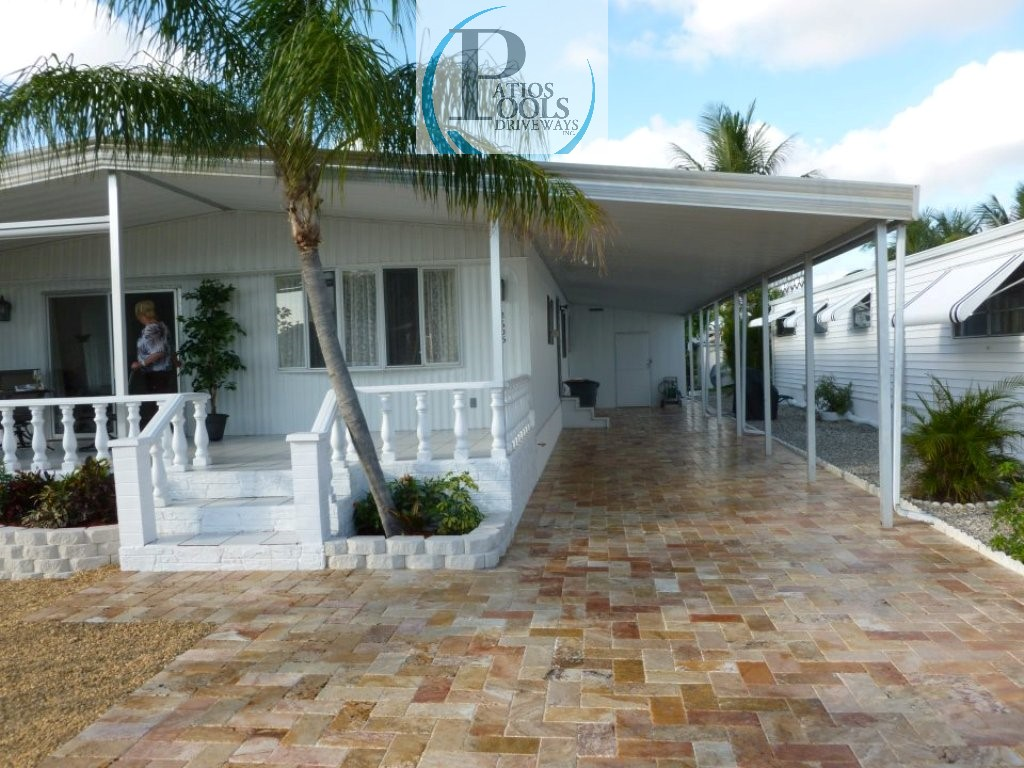 Travertine Pavers: alluring product for Palm Beach, Broward, and ...