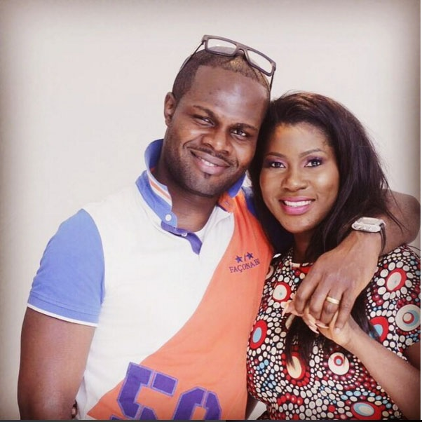Stephanie Okereke-Linus And Hubby Celebrates 4th Year Wedding Anniversary [PHOTOS]