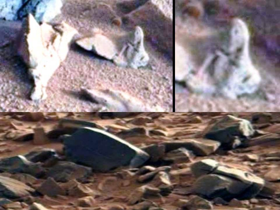 The Most Mysterious Anomalies of Mars | Mysterious and ... |Mars Unexplained Anomalies