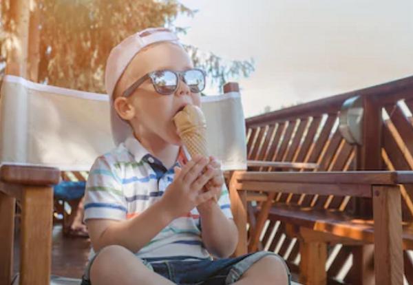 大熱天給寶寶吃冰OK嗎?