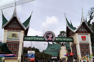 objek wisata sumatera barat kebun binatang bekantan