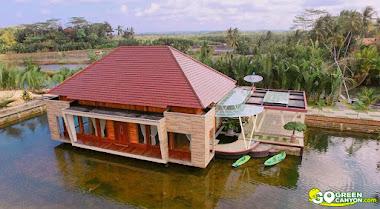 villa woody pangandaran