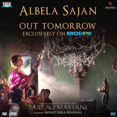 Albela Sajan - Bajirao Mastani (2015)