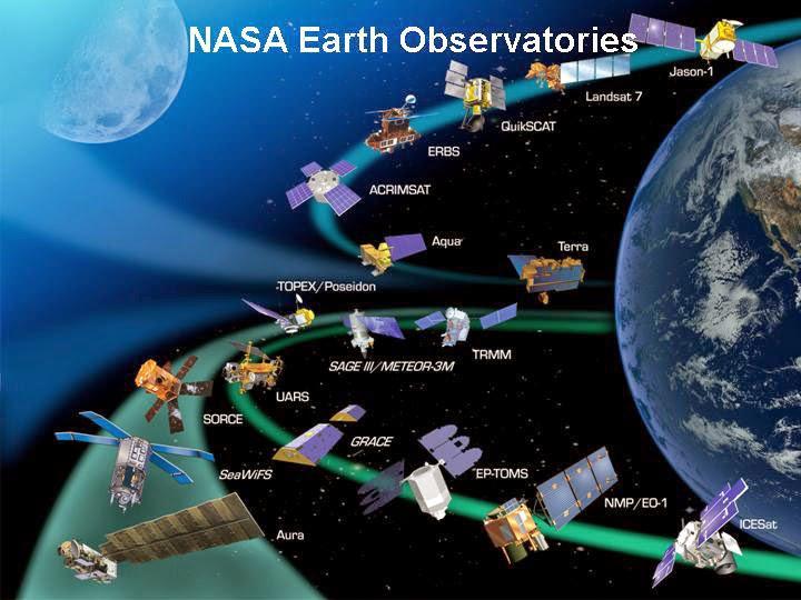 Hệ thống vệ tinh của NASA