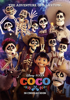 Coco (2017) Dual Audio Hindi 720p Bluray ORG [990MB]