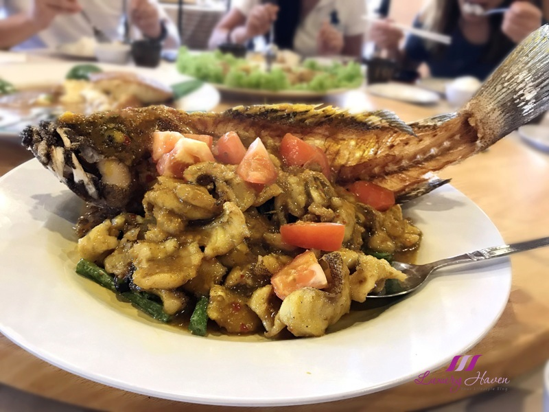 perak 1919 restaurant ipoh review thai style fish