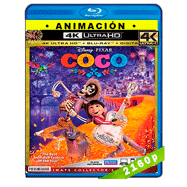 Coco (2017) 4K UHD Audio Dual Latino-Ingles