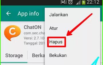 Cara menghapus Bloatware Atau Aplikasi Bawaan Pada HP Android