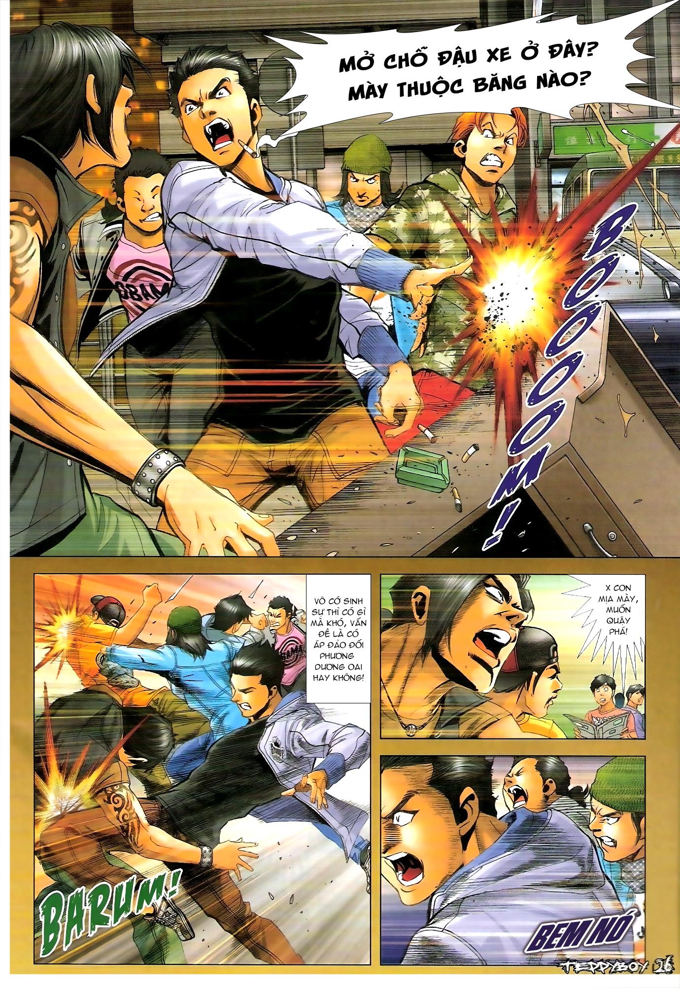 Người Trong Giang Hồ - Chapter 1293: Hạo Nam tái hiện - Pic 22