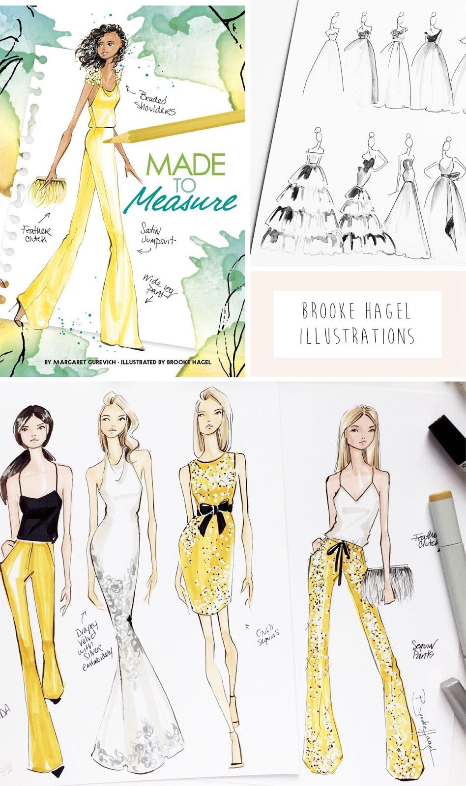 Complete book of fashion illustration 8