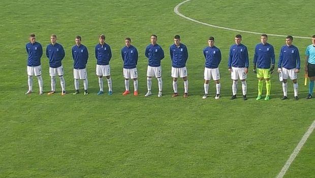 Δύο φιλικά της Εθνικής Παίδων με τη Σλοβακία στο Ναύπλιο