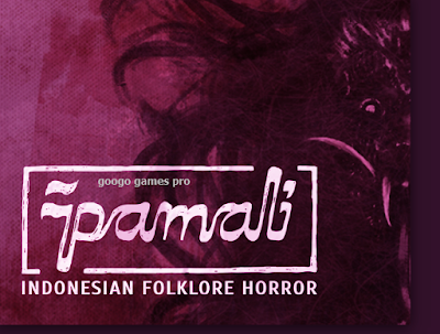Pamali Indonesian Folklore
