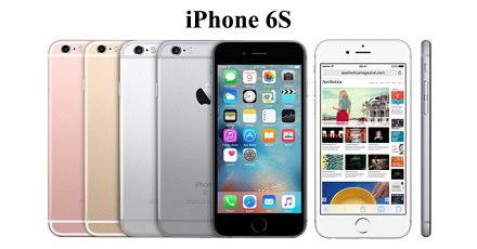Harga baru iPhone 6S, Harga bekas iPhone 6S, Spesifikasi lengkap iPhone 6S