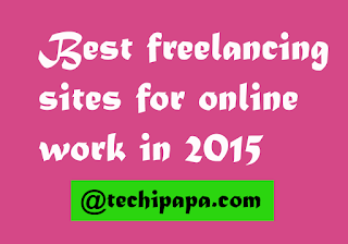 best sites for freelancing