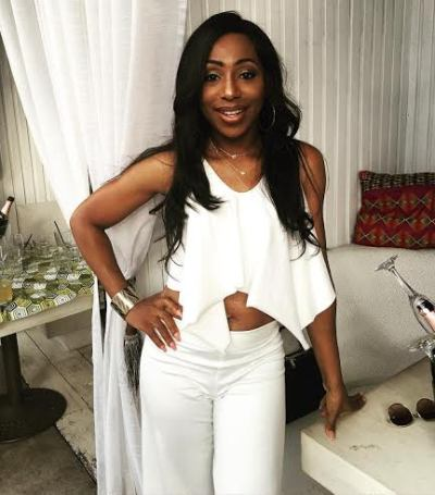 Dakore husband Olu Akande sing praise to his wife