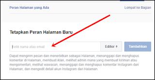 Cara Menambahkan Teman Untuk Menjadi Admin FansPage FB