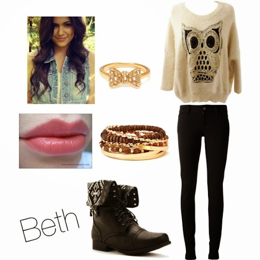 Be like-Bethany Mota