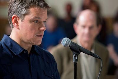 Promised Land  Film geschrieben von Matt Damon