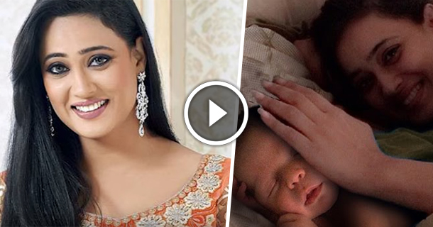 Indian Drama Actress Shweta Tiwari Gives Birth To Baby Boy!