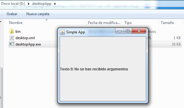 Los trabajos de Sísifo: Java - Bundle JRE inside executable