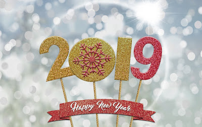 2019 happy new year messege