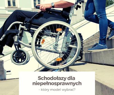 Schodołazy dla niepełnosprawnych różnią się parametrami oraz mechanizmem działania.