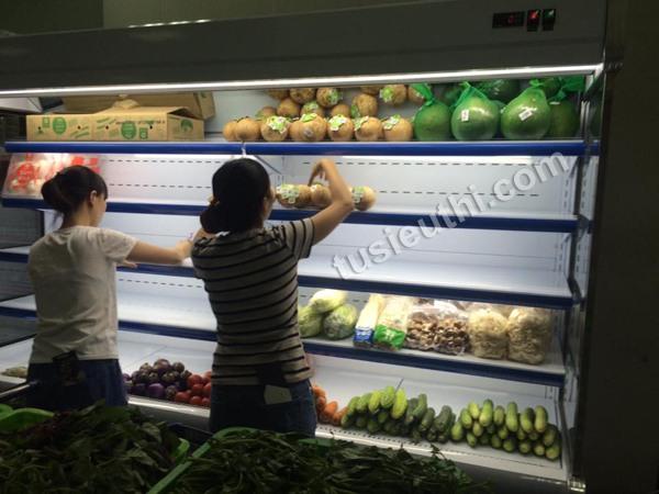 Giá tủ bảo quản rau củ quả