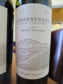 Stonestreet Rockfall Vineyard Cabernet Sauvignon 2012 (93 pts)