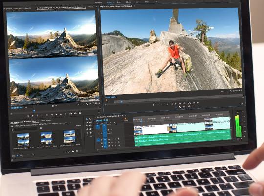 πρόγραμμα επεξεργασίας video-Adobe Premiere Pro CC
