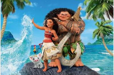 """Moana"" película de Disney se estrena este jueves en Cinemark"