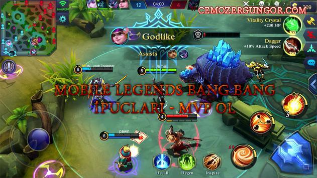 Mobile Legends İpuçları - MVP Ol