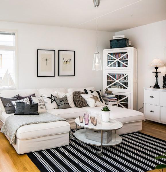 Calas decoraci n sofas blanco decoraci n diferentes estilos - Decoracion sofa blanco ...