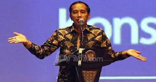 Sektor Riil Makin Remuk, Pilpres 2019 Rakyat Tidak akan Pilih Jokowi Lagi