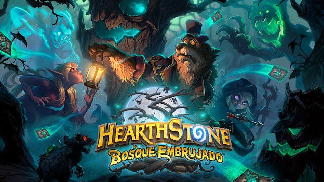 Hearthstone: El Bosque Embrujado ZonaHype