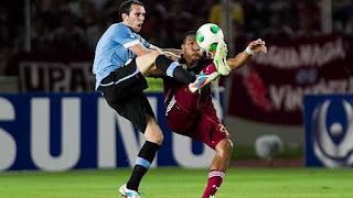 Partido: Uruguay vs Venezuela En Vivo con transmisión de Teledoce y Canal 10 Meridiano hoy 09-06-2016