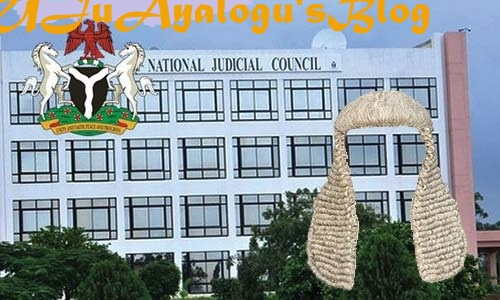 JUST IN: NJC Recommends Sack Of Justice Michael Goji, Investigates Seven Others