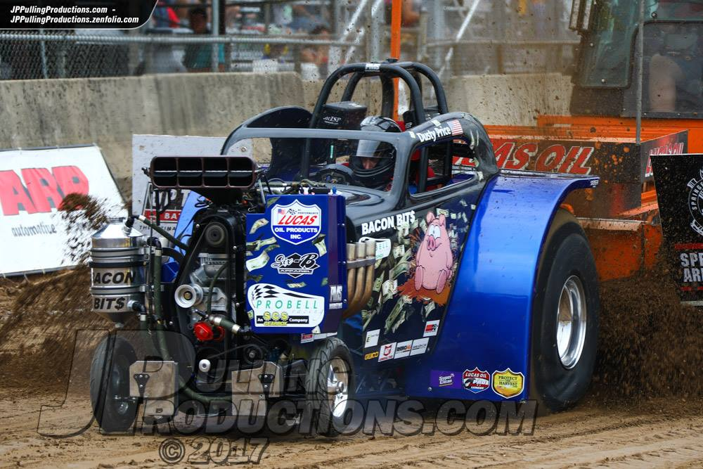Tractor Pulling News - Pullingworld com: Q & A with Dusty Price