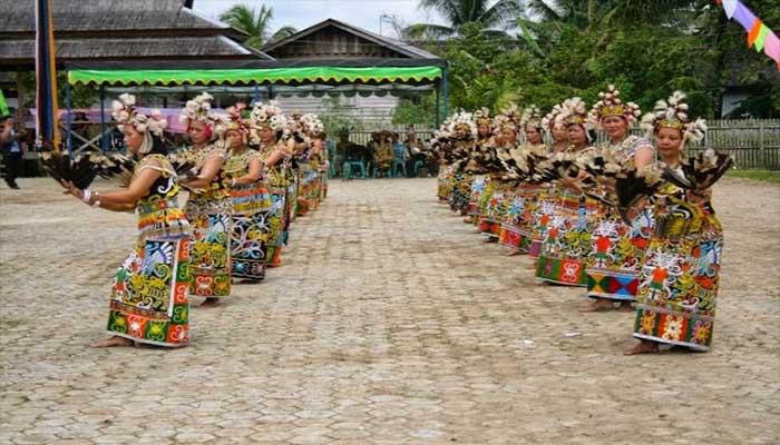 Tari Hugo dan Huda, Tarian Tradisional Dari Kalimantan Tengah