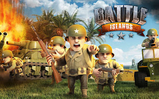 Battle Islands Commanders APK Mod Unlimited Money