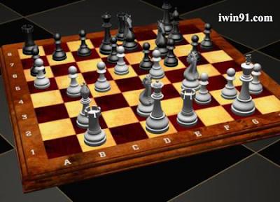 huong dan co vua trong game iwin
