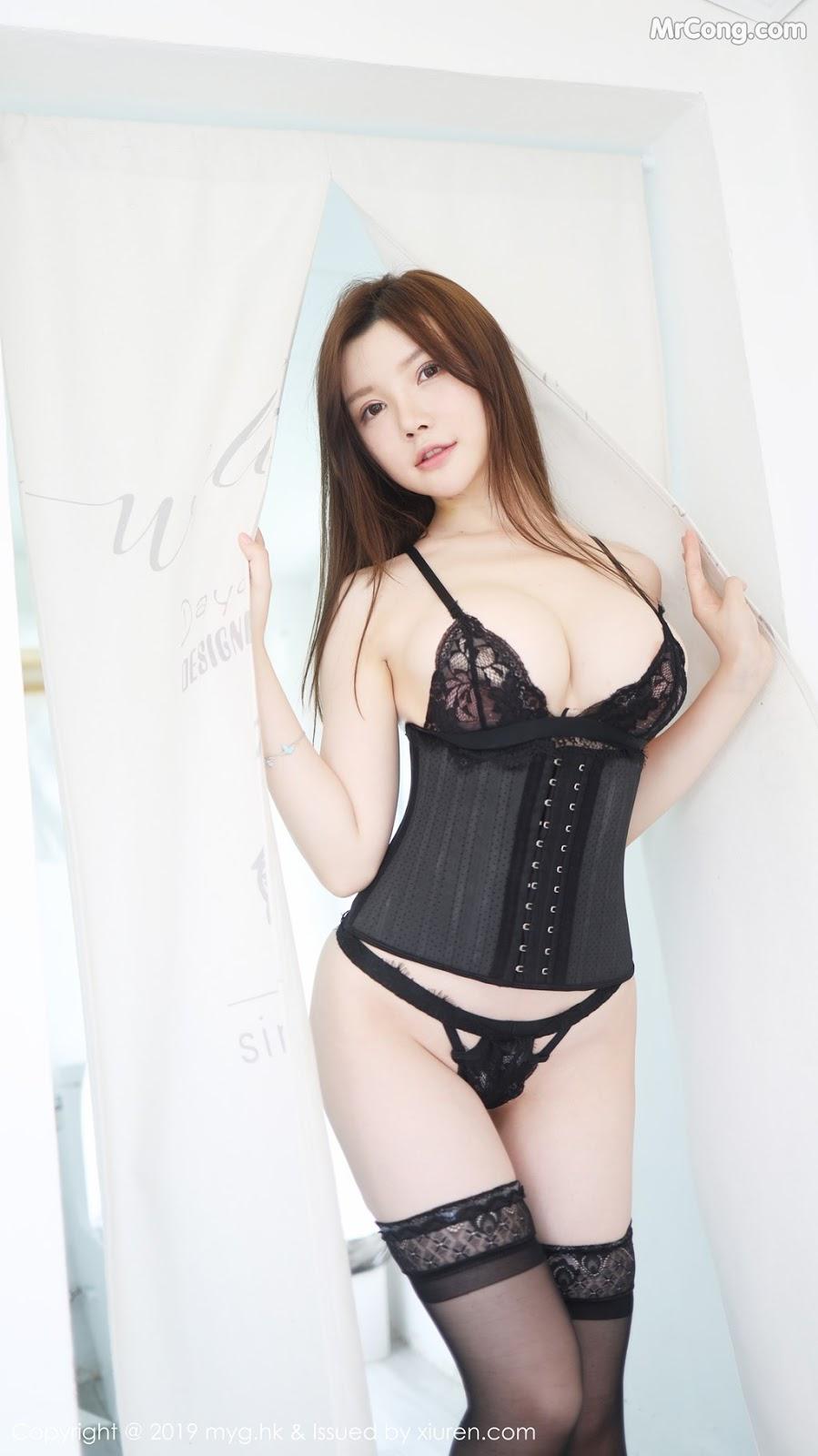 Image MyGirl-Vol.386-Mini-MrCong.com-014 in post MyGirl Vol.386: 糯美子Mini (101 ảnh)