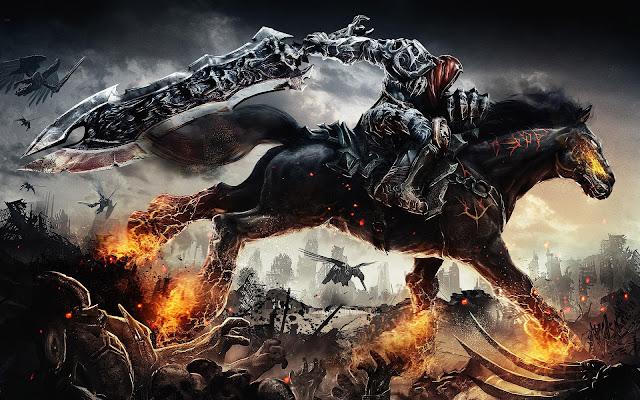 Ruina y Guerra de Darksiders