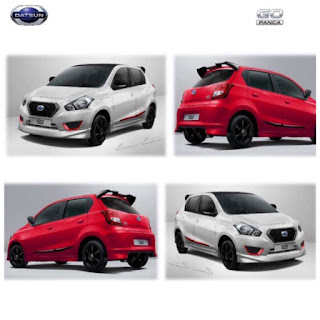 Kredit Datsun Go Spesial Version