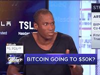"Prediksi Gila dari ""Arthur Hayes"", Bitcoin akan mencapai $50.000 pada akhir tahun"