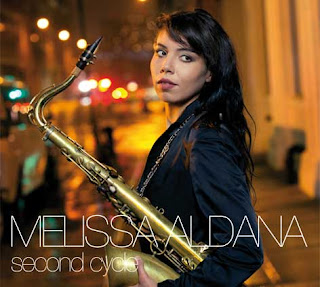 MELISSA ALDANA:  SECOND CYCLE