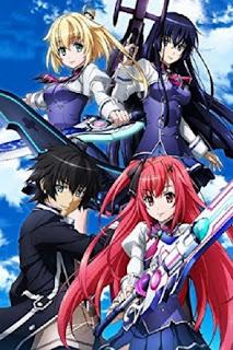 detail dan nonton trailer anime Kuusen Madoushi Kouhosei no Kyoukan (2015)