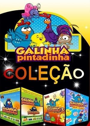 Galinha Pintadinha - Coleção Todos os Filmes Filmes Torrent Download capa