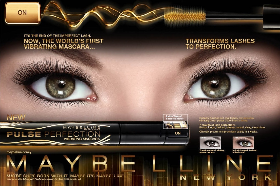 39350dd32c5 REVIEW] - Maybelline New York Pulse Perfection Vibrating Mascara ...