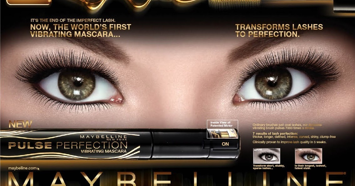 c1dcdbcb90d [REVIEW] - Maybelline New York Pulse Perfection Vibrating Mascara | From  Kuala Lumpur with Love
