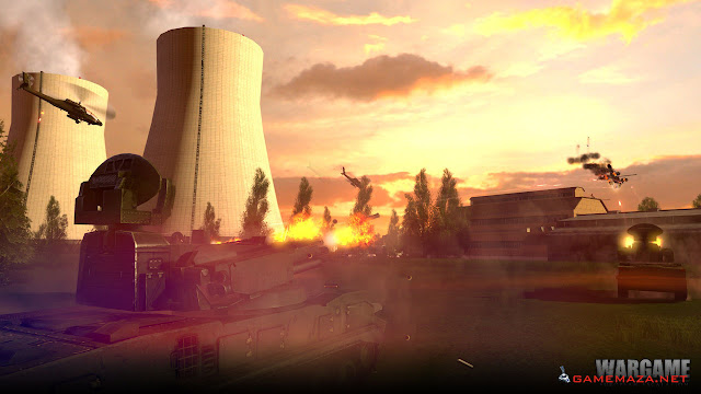 Wargame European Escalation Gameplay Screenshot 1